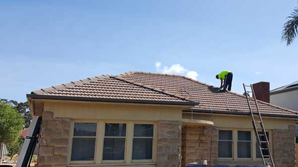 Roof Painting in Adelaide