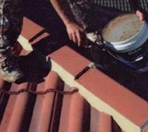 roof spraying
