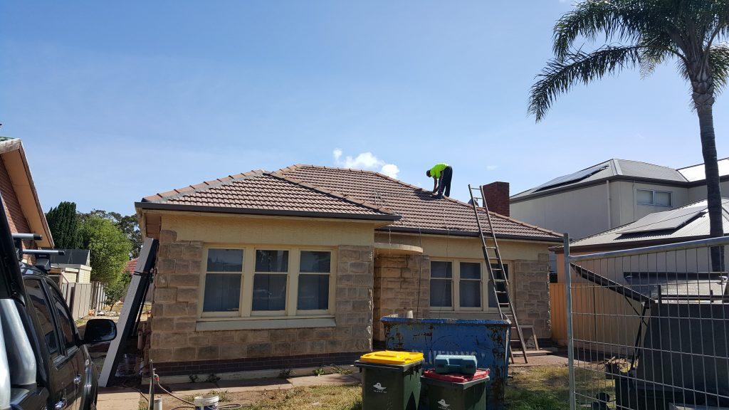 Roof Painting Australia